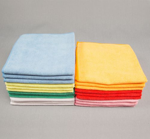 16x16 Microfiber Cloth 35g Color Towels