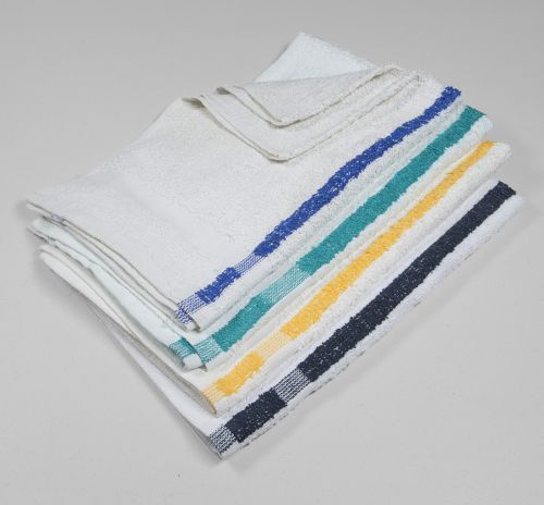 Center Stripe Gym Towels