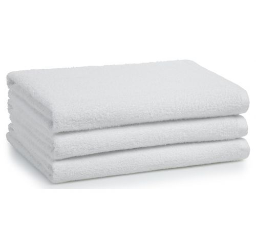 20x40 Economy White Bath Towels