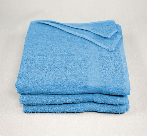 22x44 Porcelain Blue Towels 6.25