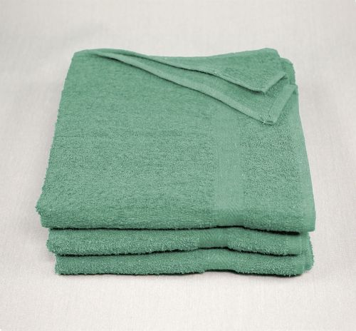 22x44 Sage Green Towels 6.25