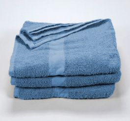 22x48 Porcelain Blue Economy Bath Towels