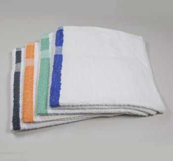 Center Stripe Towels 22x44