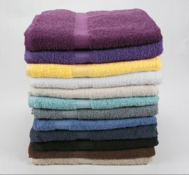 24x48 Economy Color Bath Towels