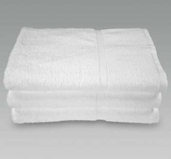 White Premium Towel 24x48