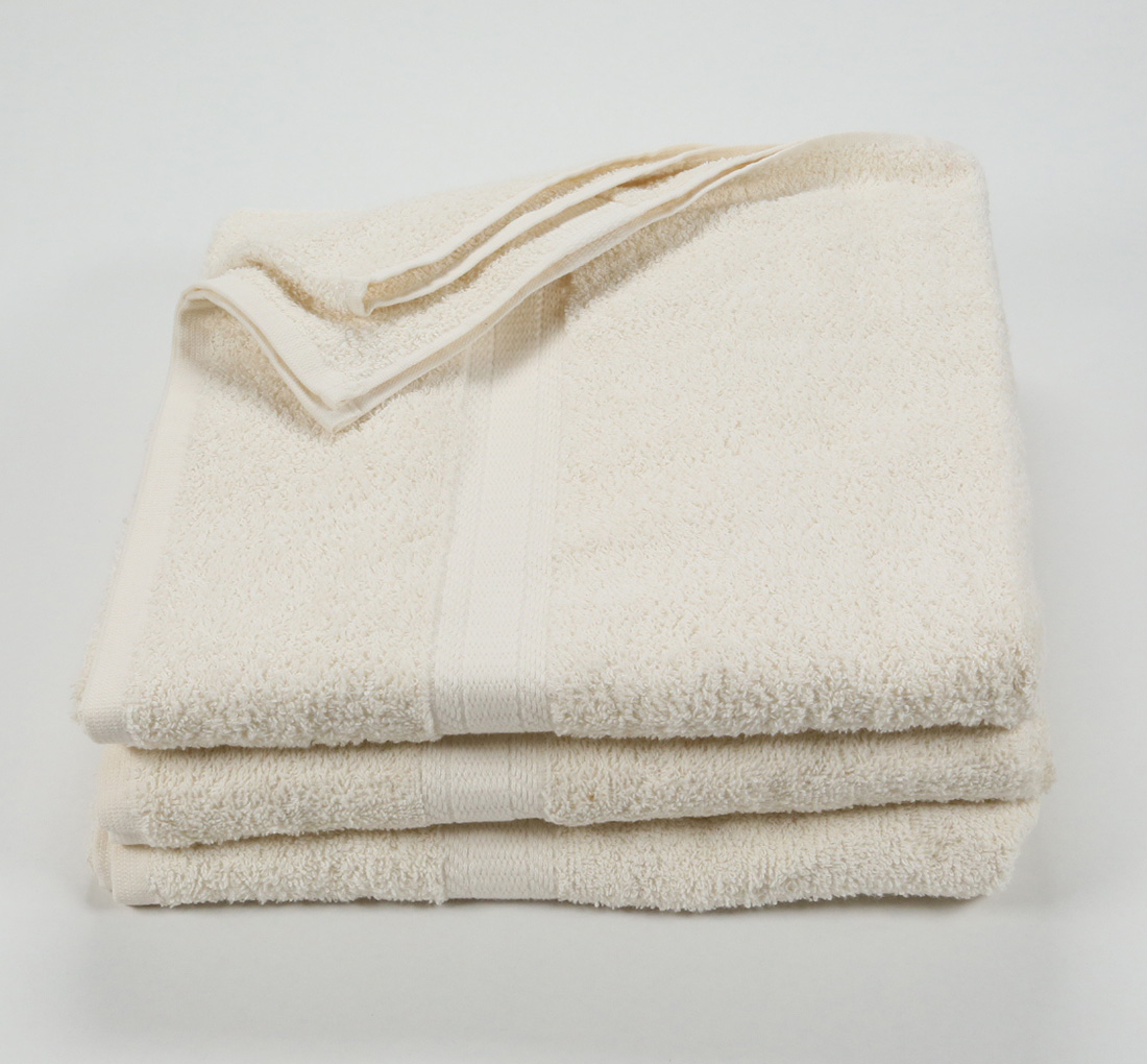 27x52 Color Towel Ivory
