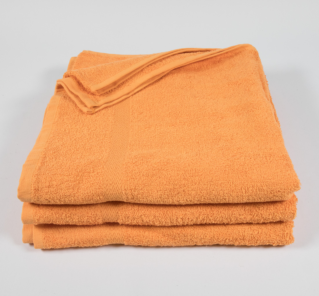 27x52 Color Towel Orange