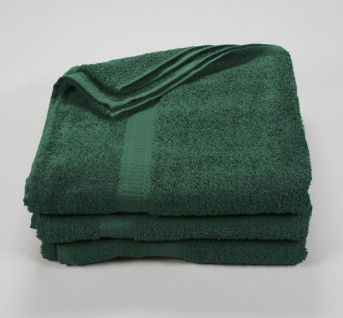 27x52 Color Towel Hunter Green