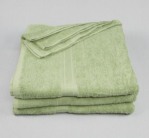 27x52 Color Towel Sage