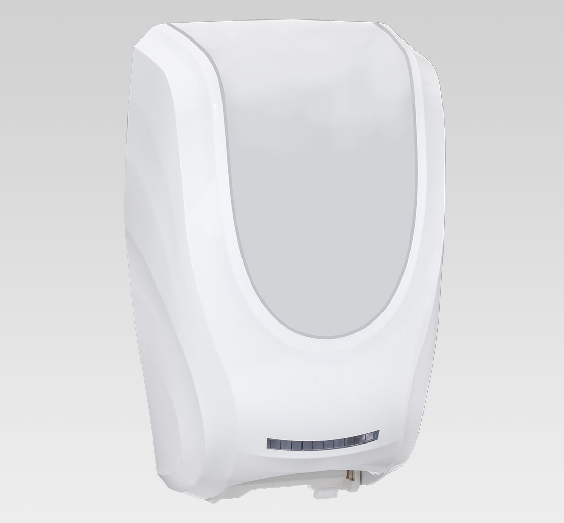 2xl 235 Hand Sanitizer Touch Free Wall Dispenser Wht