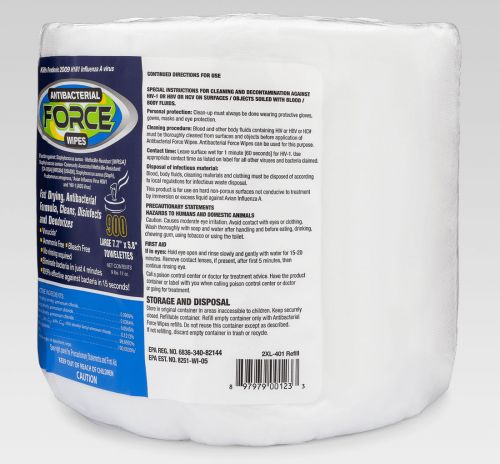 2xl 401 Force Refill Right