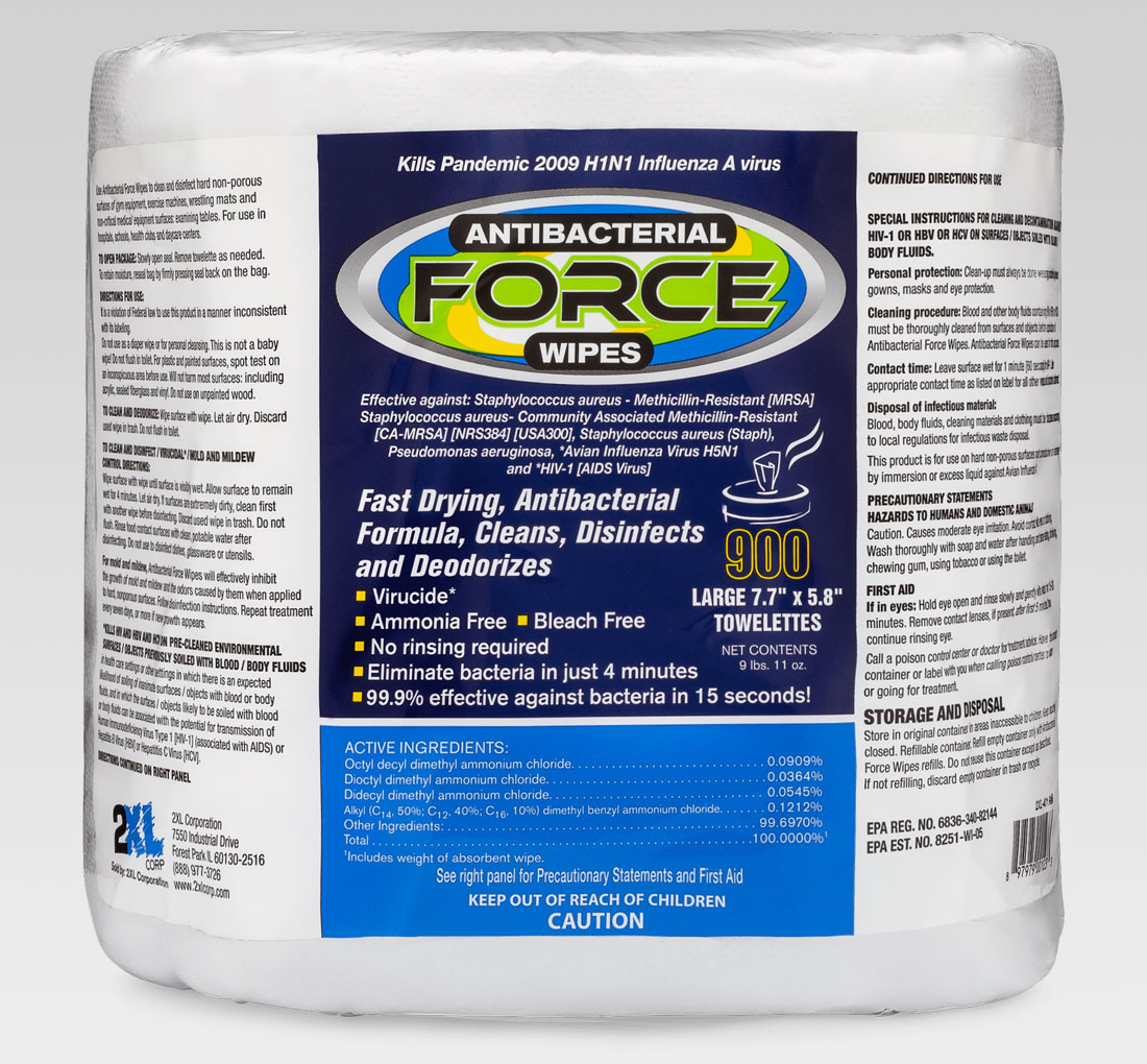 2xl 401 Force Refill
