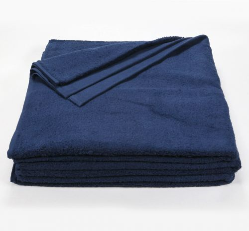 Royal Blue Bath Sheet Towel 32x66