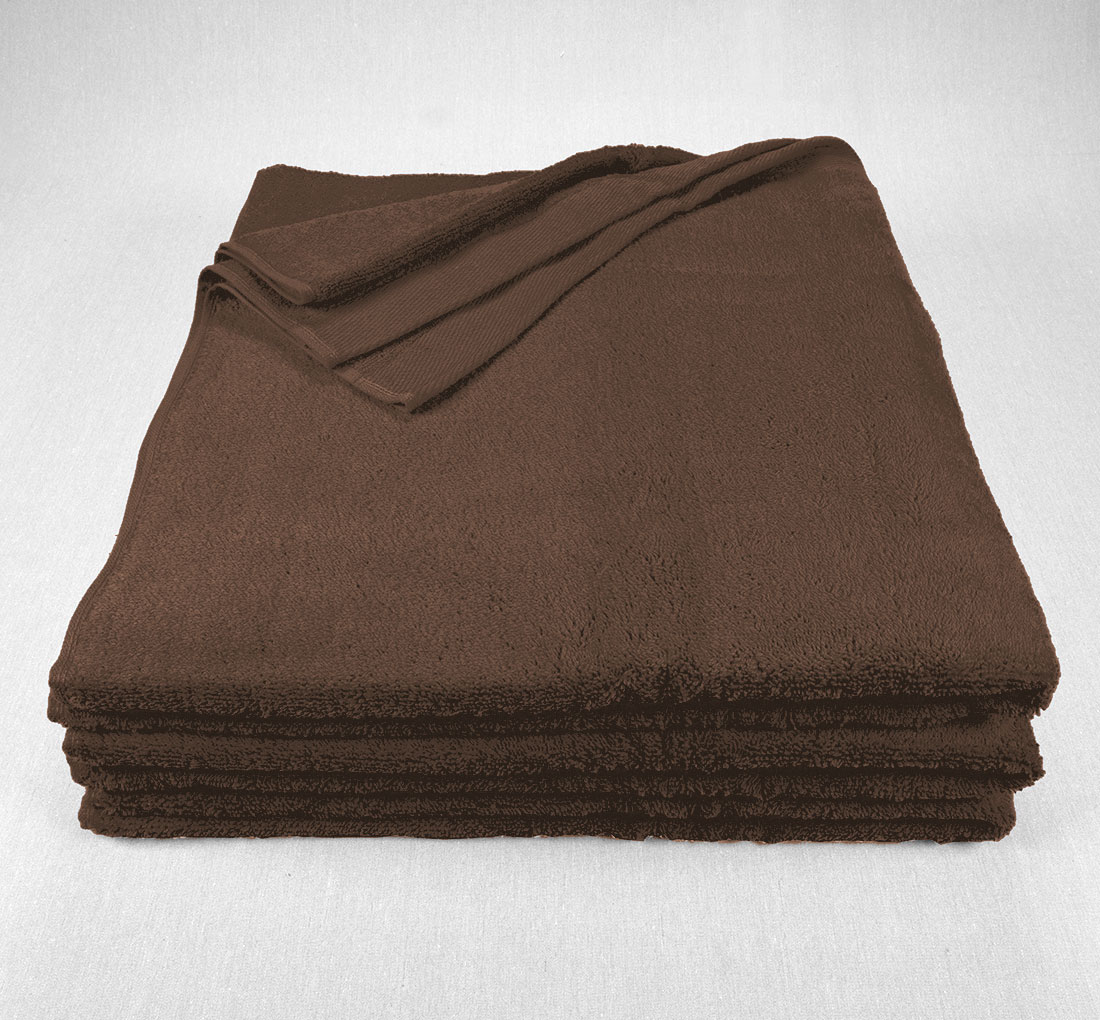 32x66 Premium Brown Towels