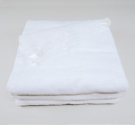 35x70 Bath Sheet White 18lb