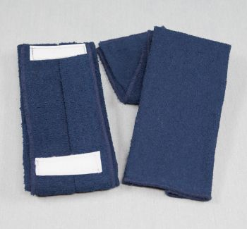 Navy Football Quarterback Towel 4x12