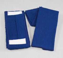 Royal Blue Football Quarterback Towel 4x12