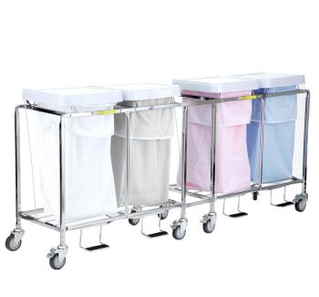 Quad Leakproof Hamper Stand 688