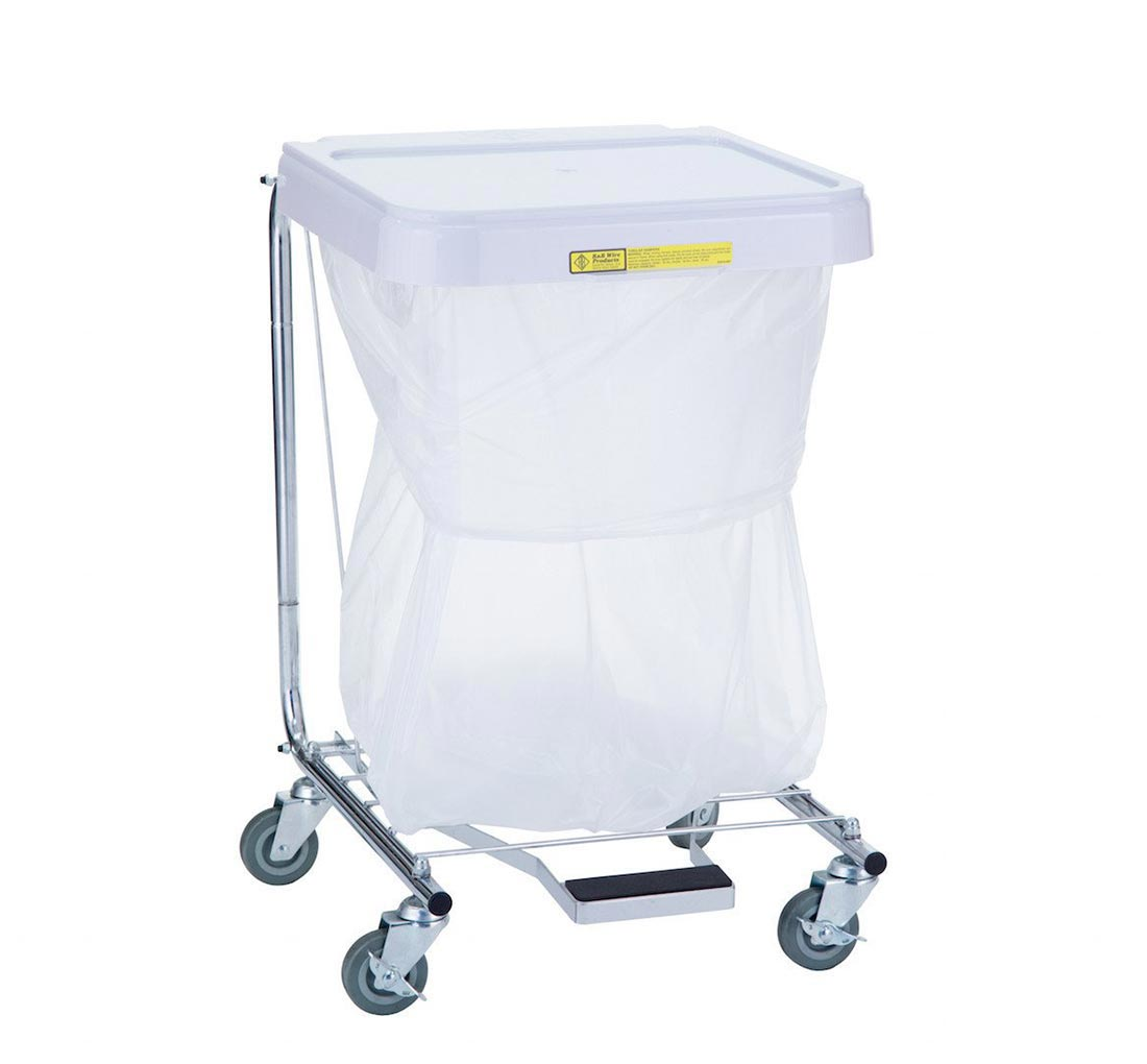 Single Medium Duty Hamper Stand 692 28
