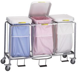 Triple Leakproof Hamper Stand 686